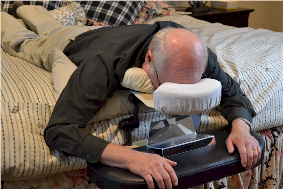 Vitrectomy Recovery Equipment Face Down Positions